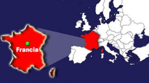 mapa-de-francia y europa