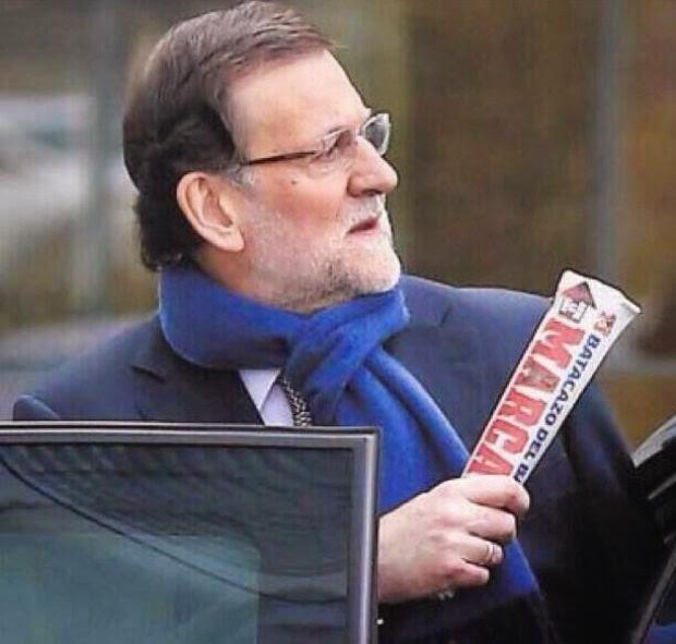 Rajoy marca